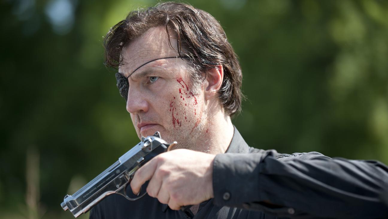 The Walking Dead Midseason Finale Governor David Morrissey - H 2013
