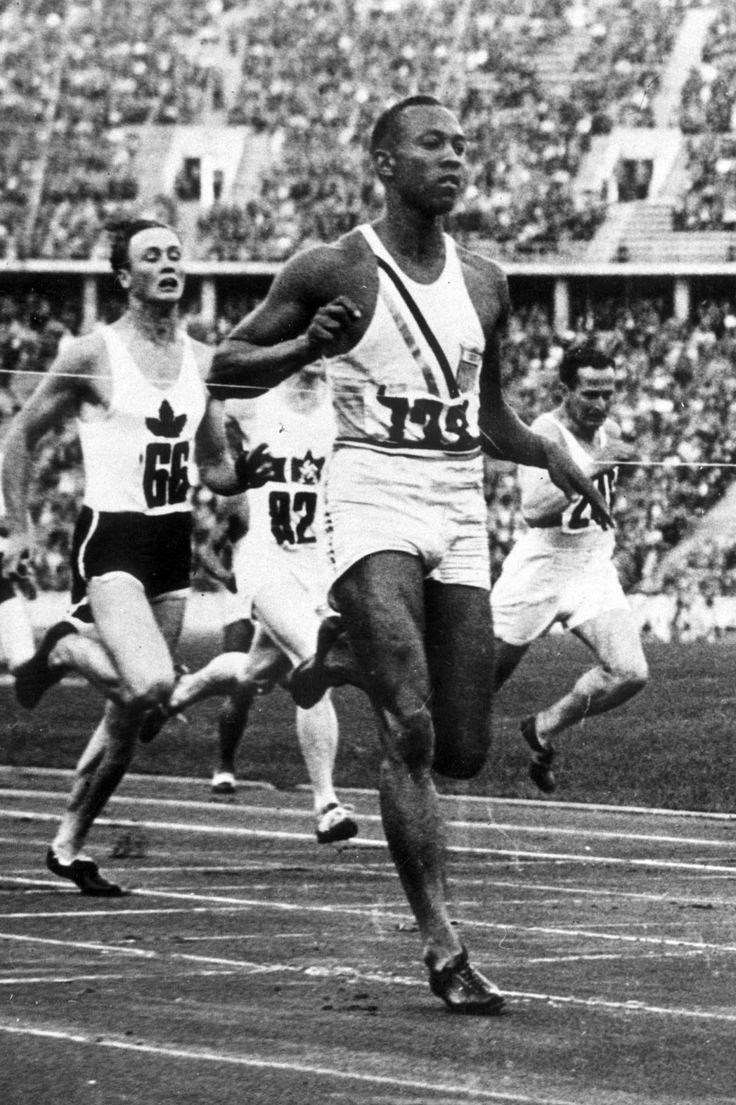 Jesse Owens Track Star - P 2013