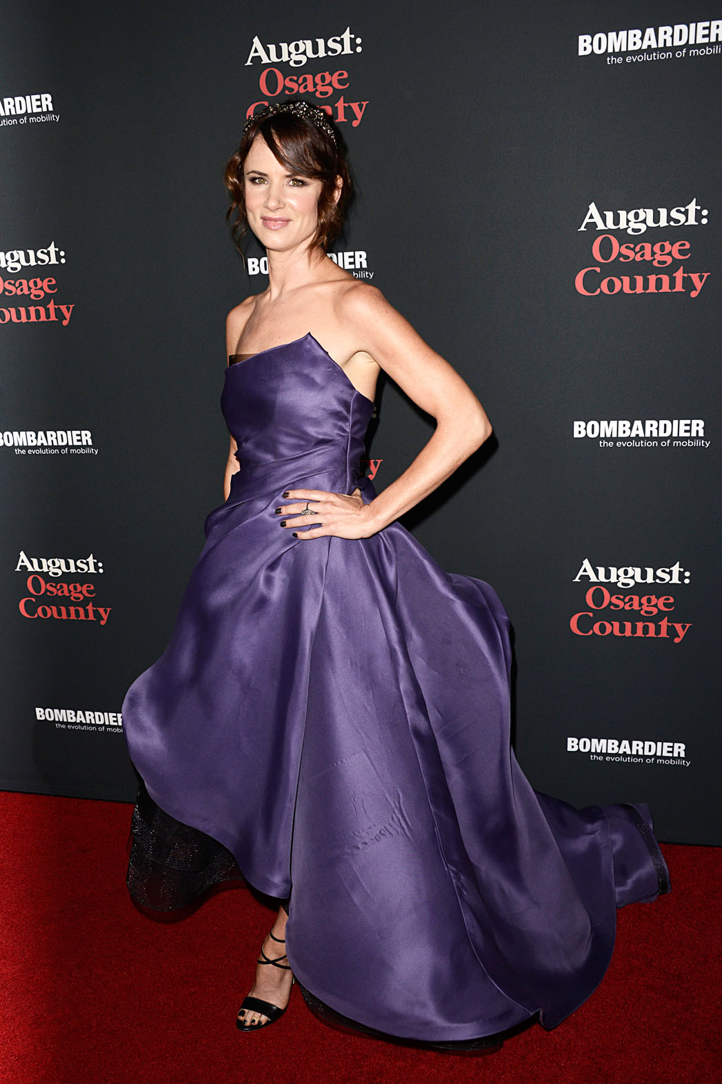 Juliette Lewis at the August: Osage County Premiere - P 2013