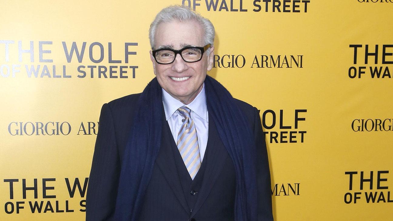 Martin Scorsese Horizontal - H 2013