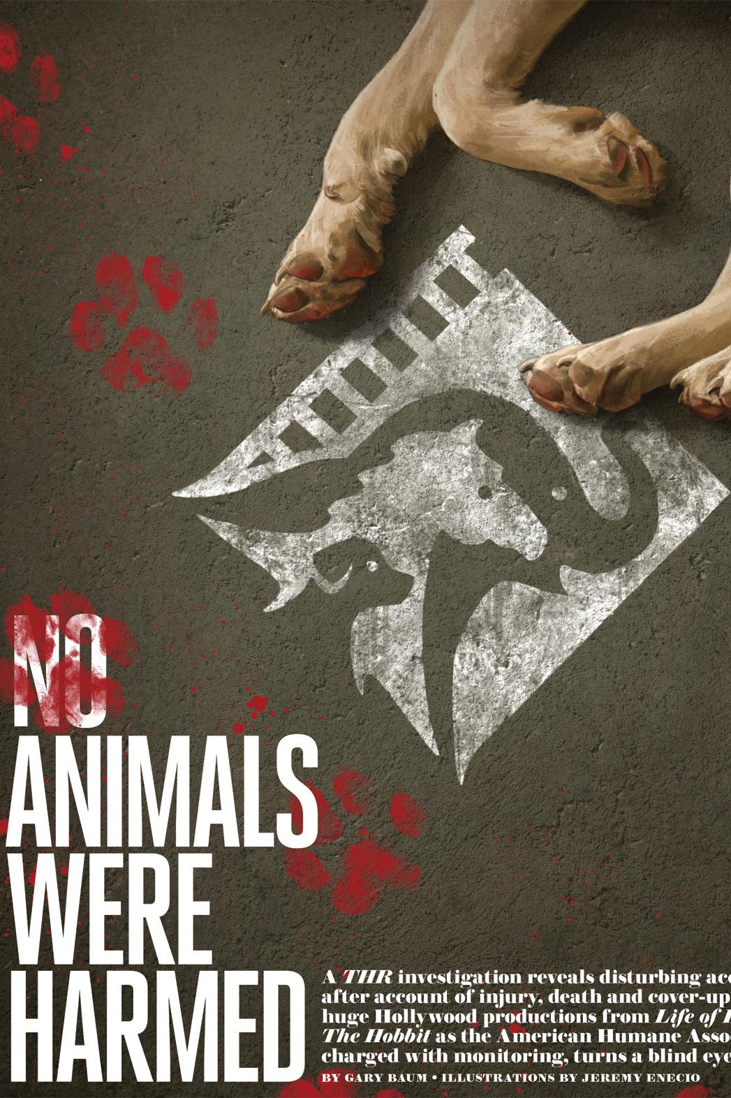 Issue 1 REP No Animals Were Harmed Opener Crop - P 2013