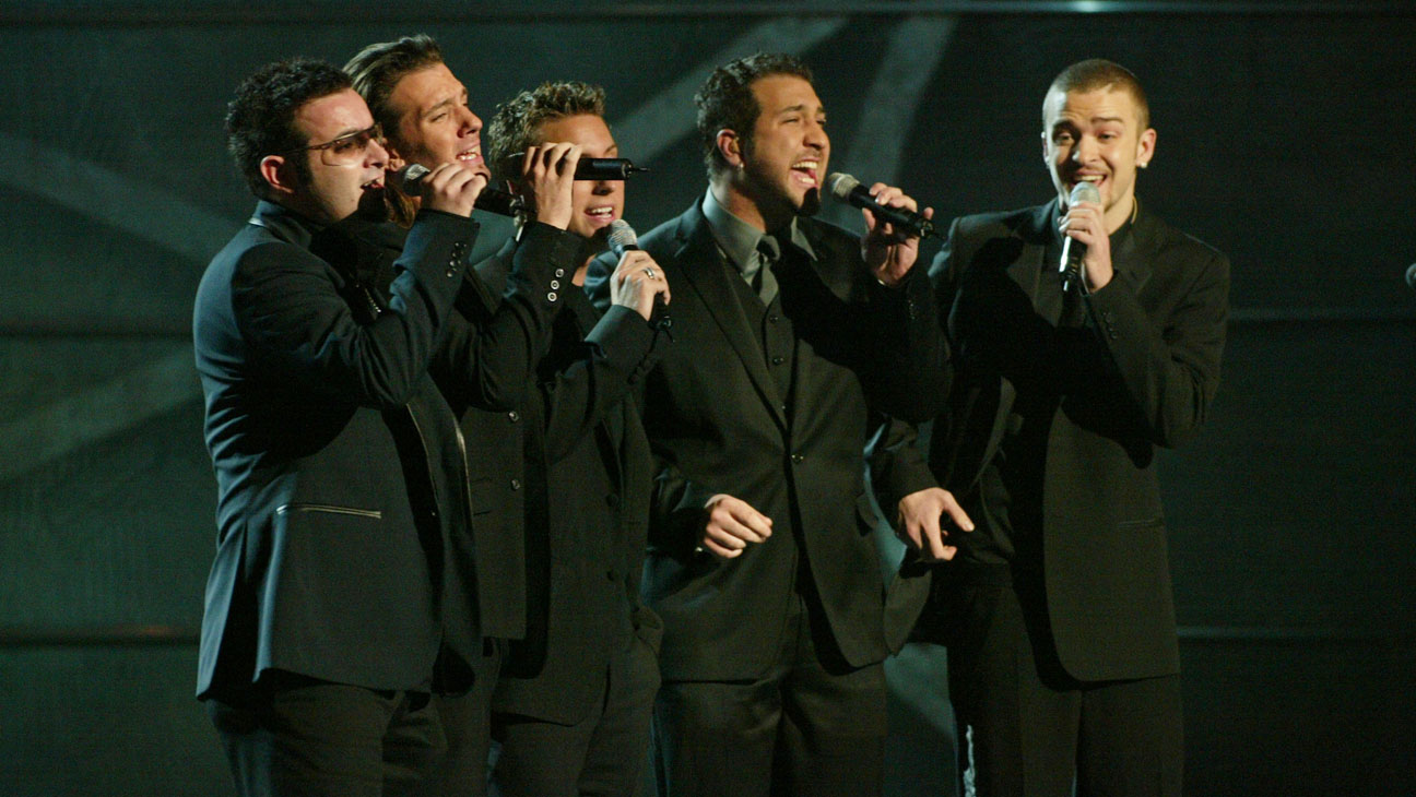 'N Sync Honors the Bee Gees (2003)