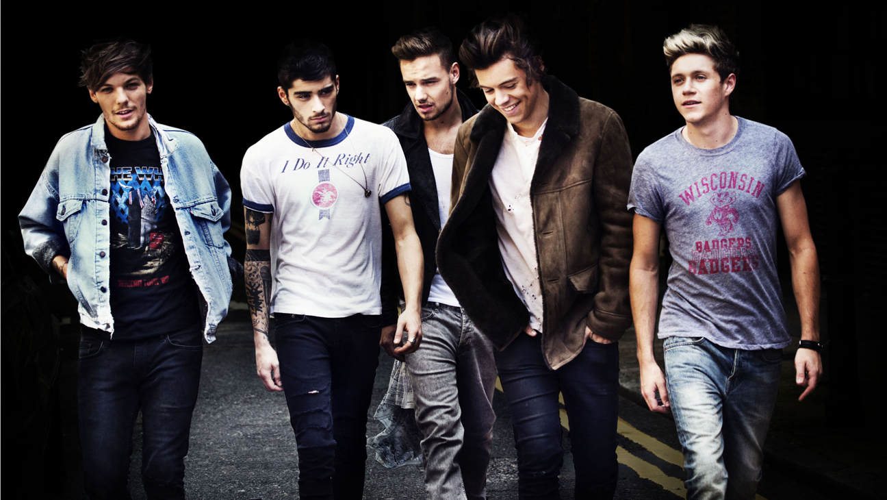 One Direction publicity 2013 L