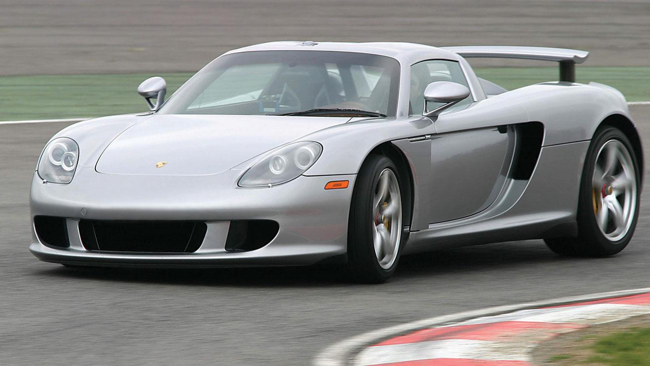 Paul Walker Porsche - H 2013