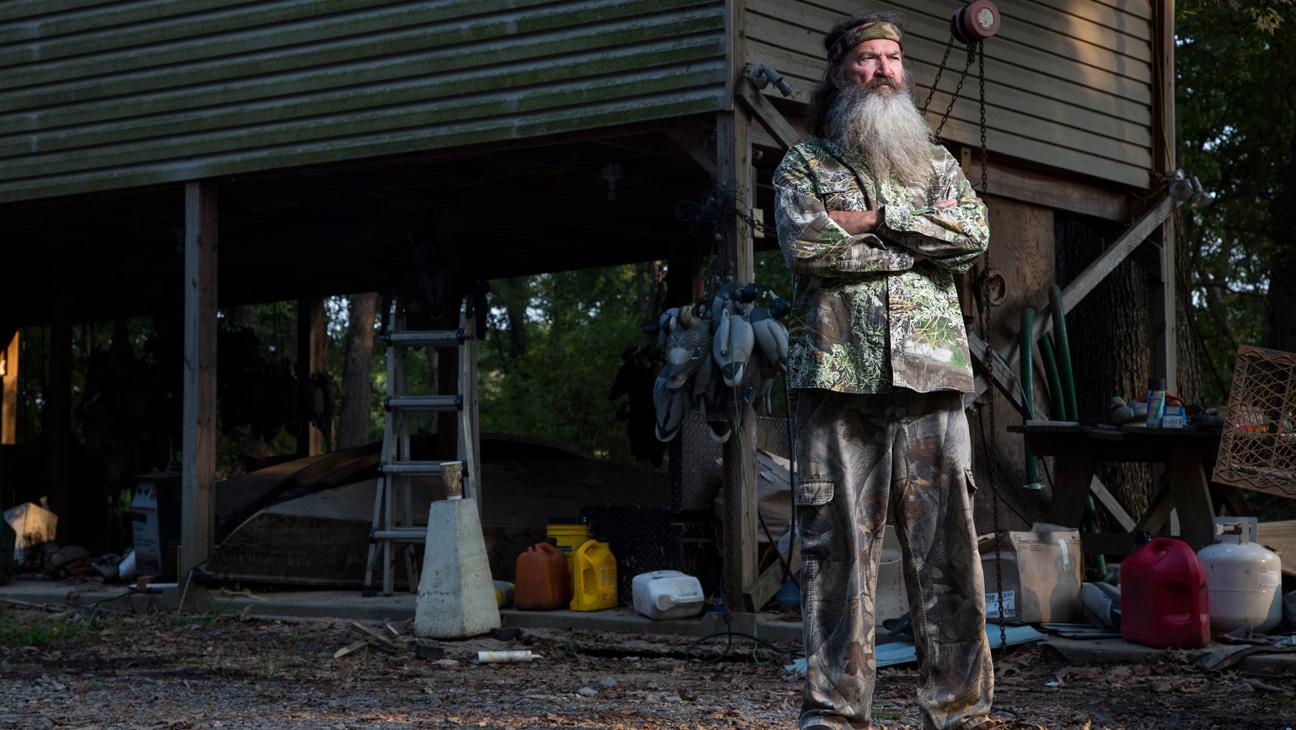 Phil Robertson Duck Dynasty 1 - H 2013