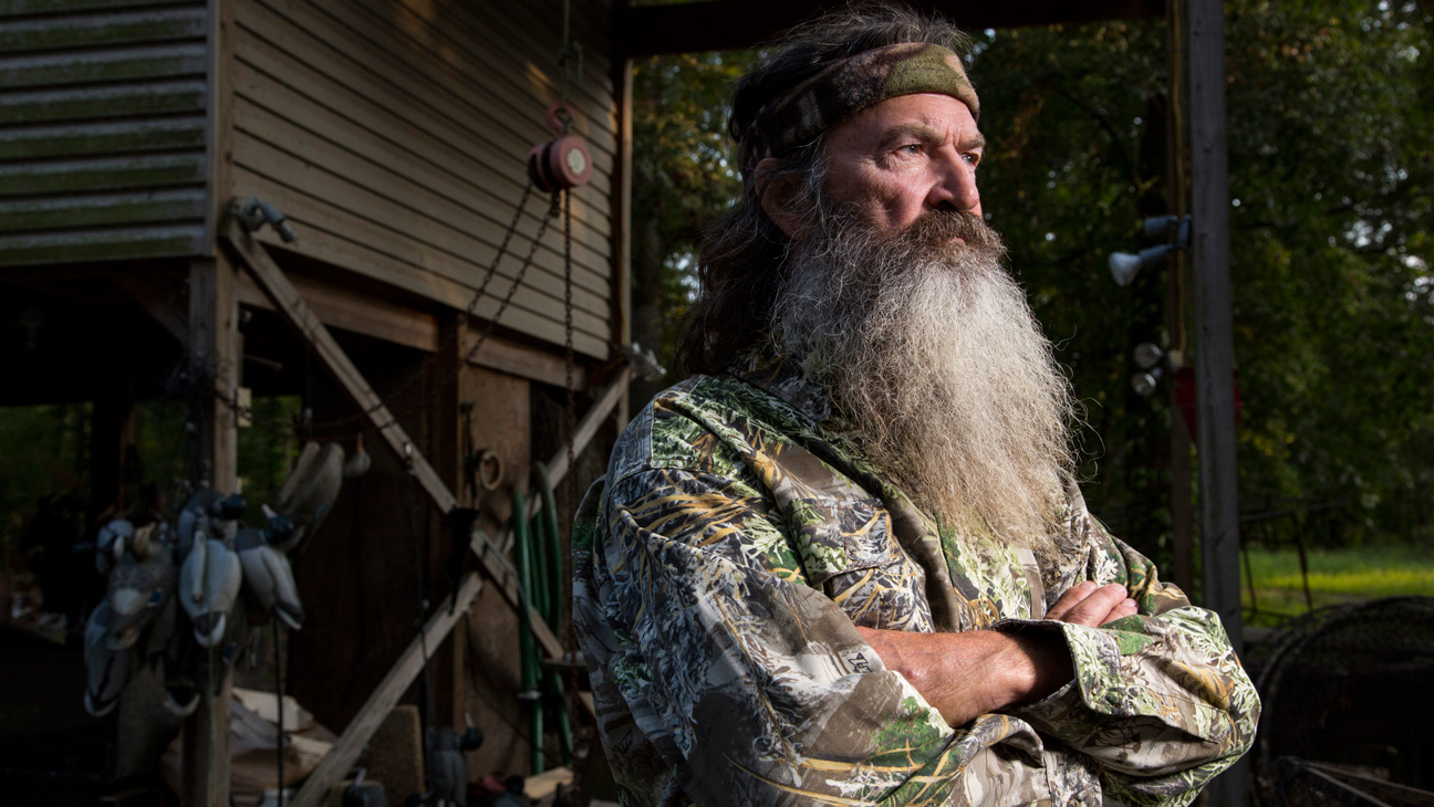 Phil Robertson Duck Dynasty 2 - H 2013