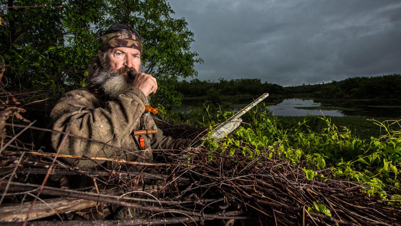 Phil Robertson Duck Dynasty 4 - H 2013