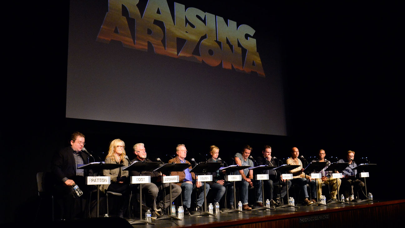 Raising Arizona Patton Oswalt - H 2013