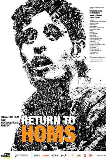 Return to Homs - P 2013