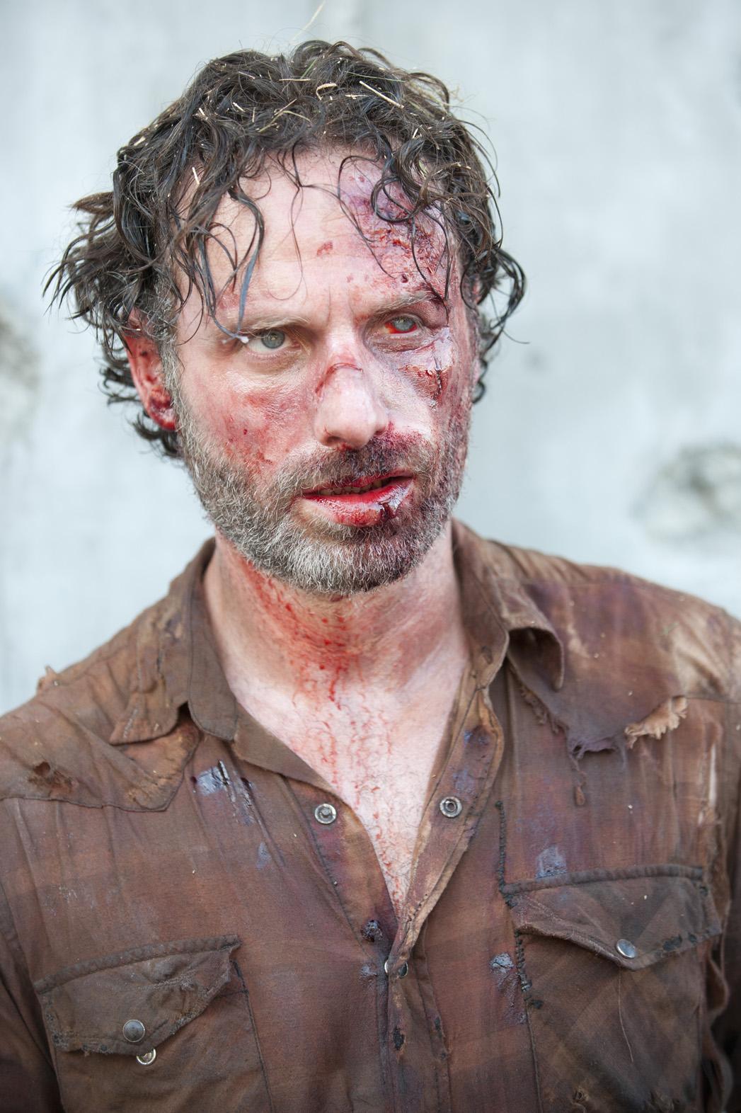 The Walking Dead Midseason Finale Rick Andrew Lincoln - P 2013