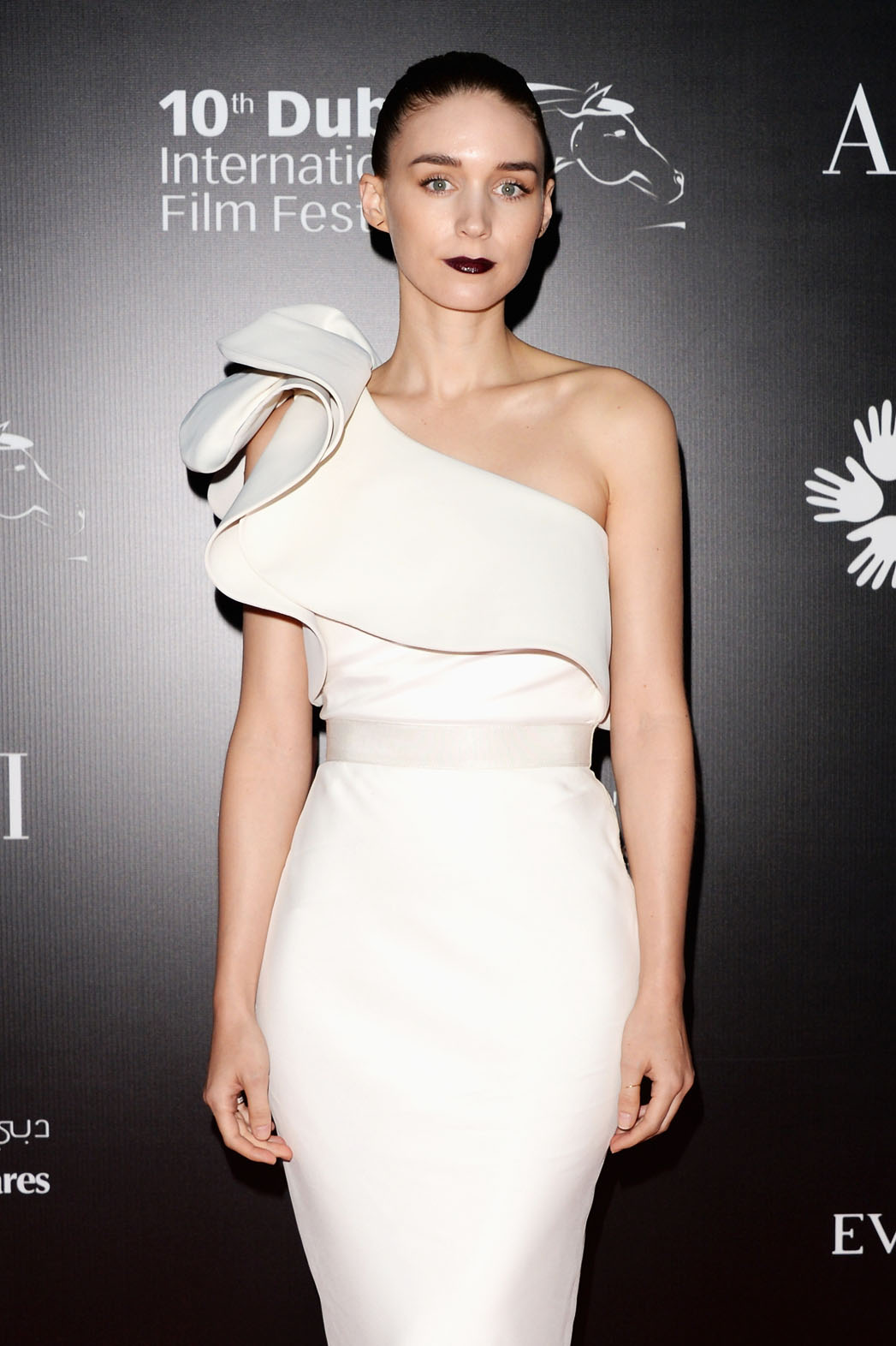 Rooney Mara Dubai Film Fest Arrivals - P 2013