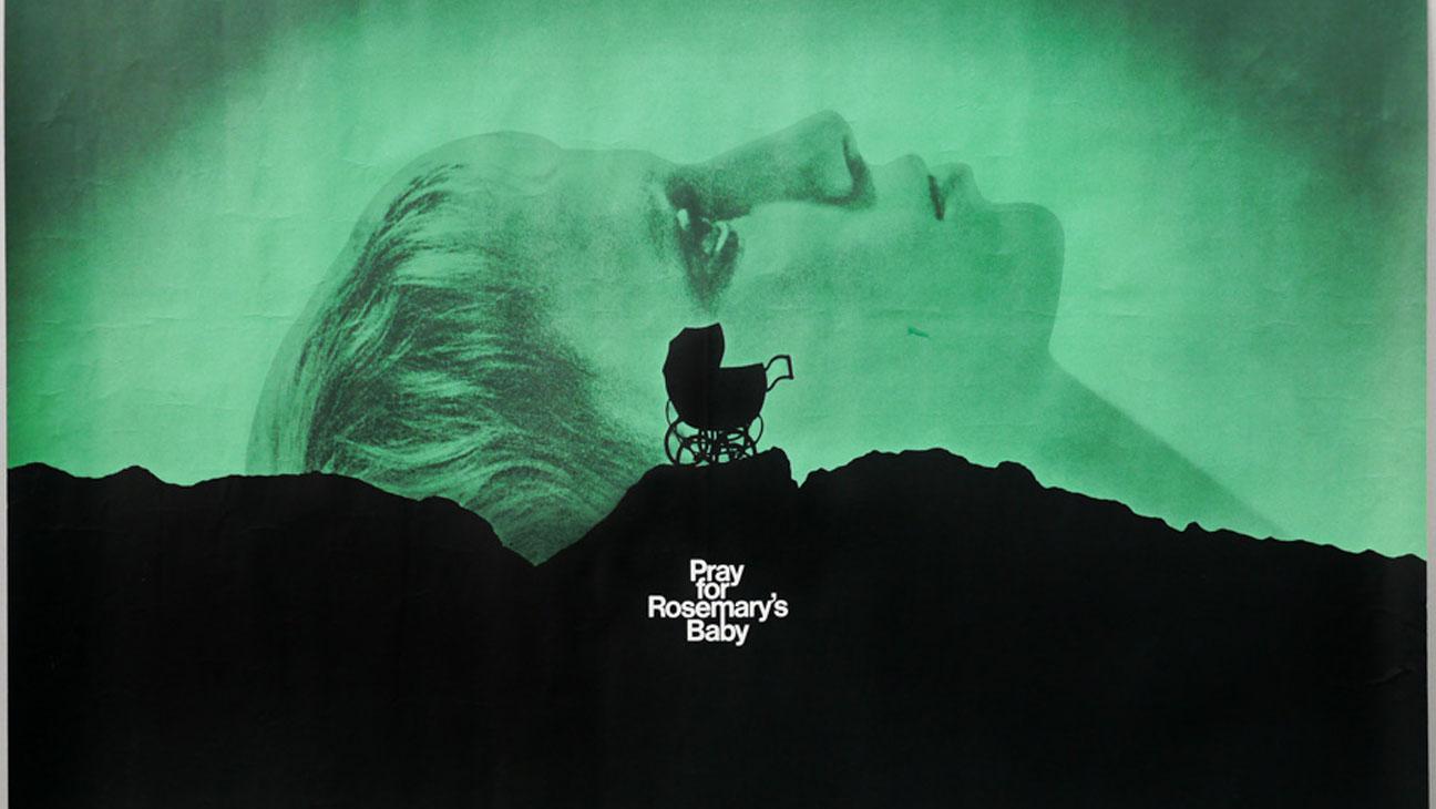Rosemary's Baby Poster - H 2013