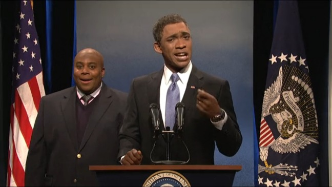 SNL Cold Open Interpreter - H 2013