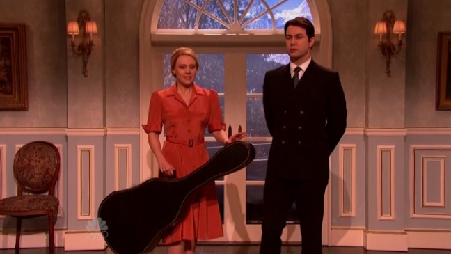 SNL Sound of Music Cold Open - H 2013