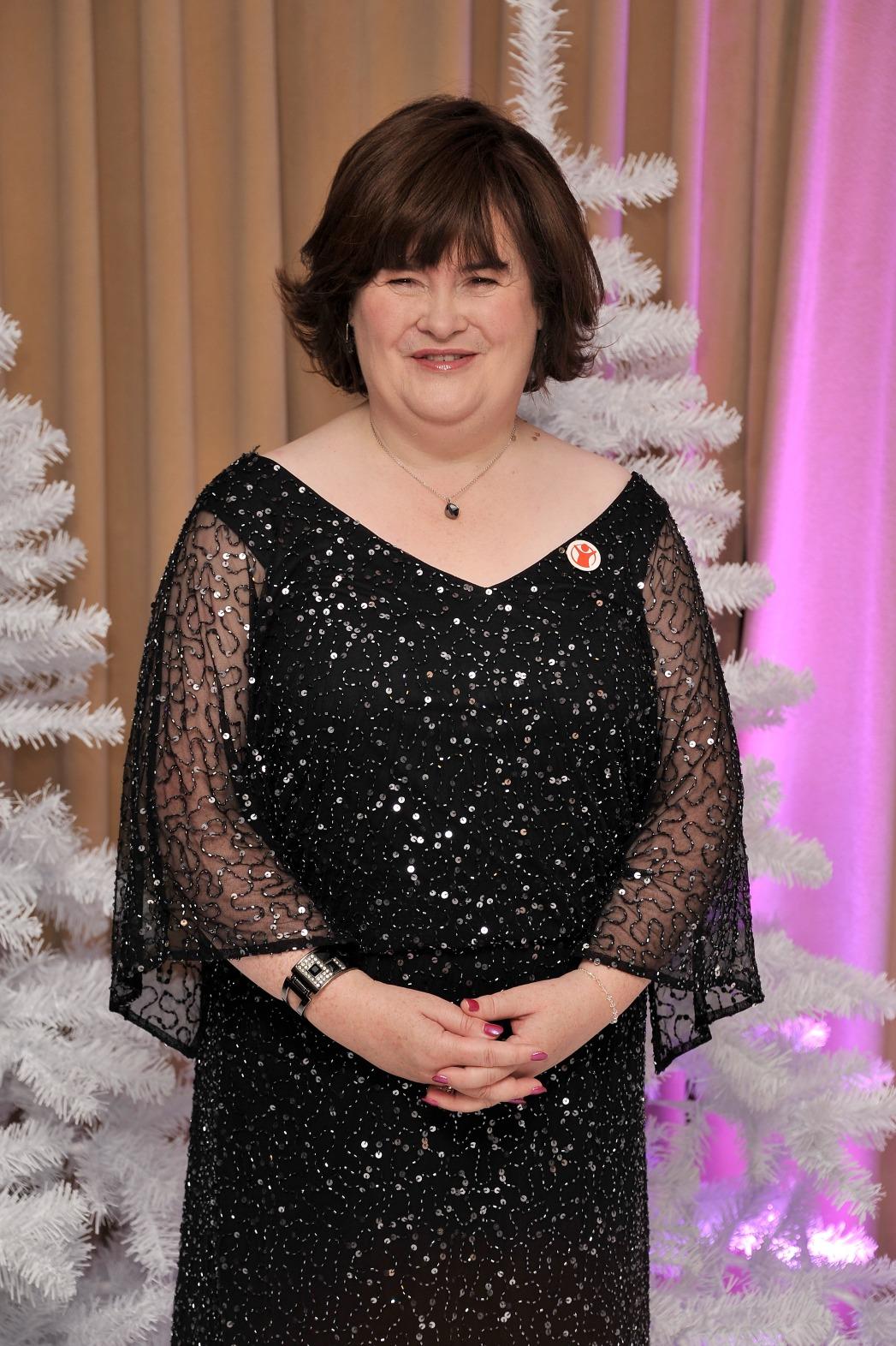 Susan Boyle - P - 2013