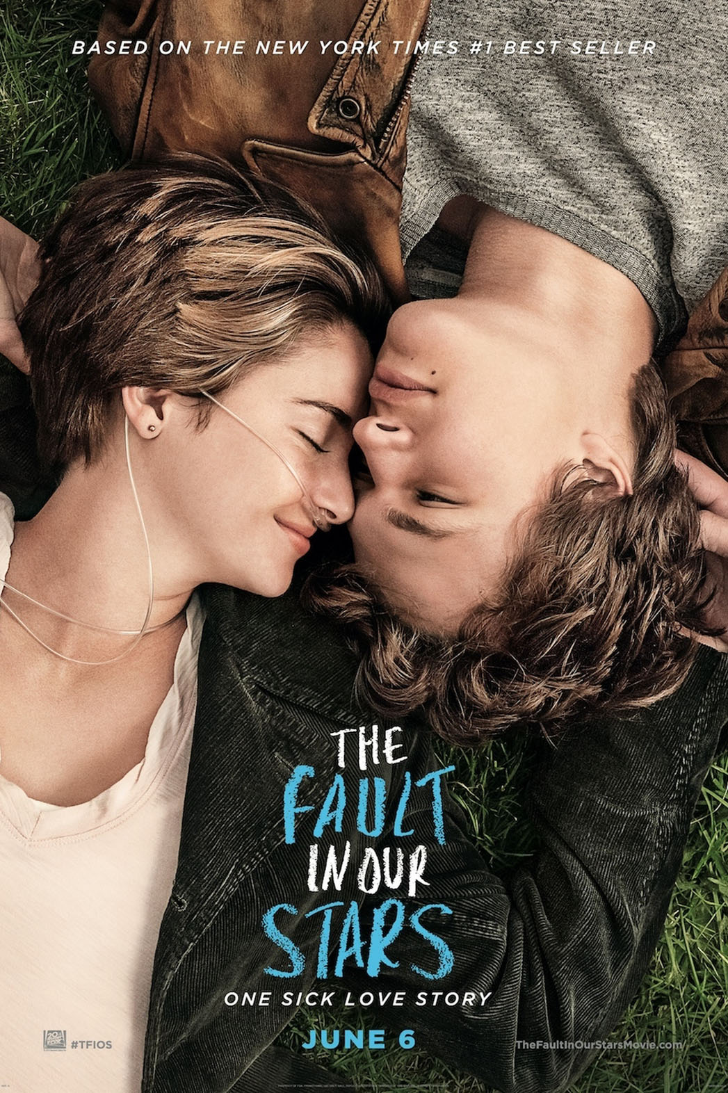 The Fault in Our Stars Poster - P 2013