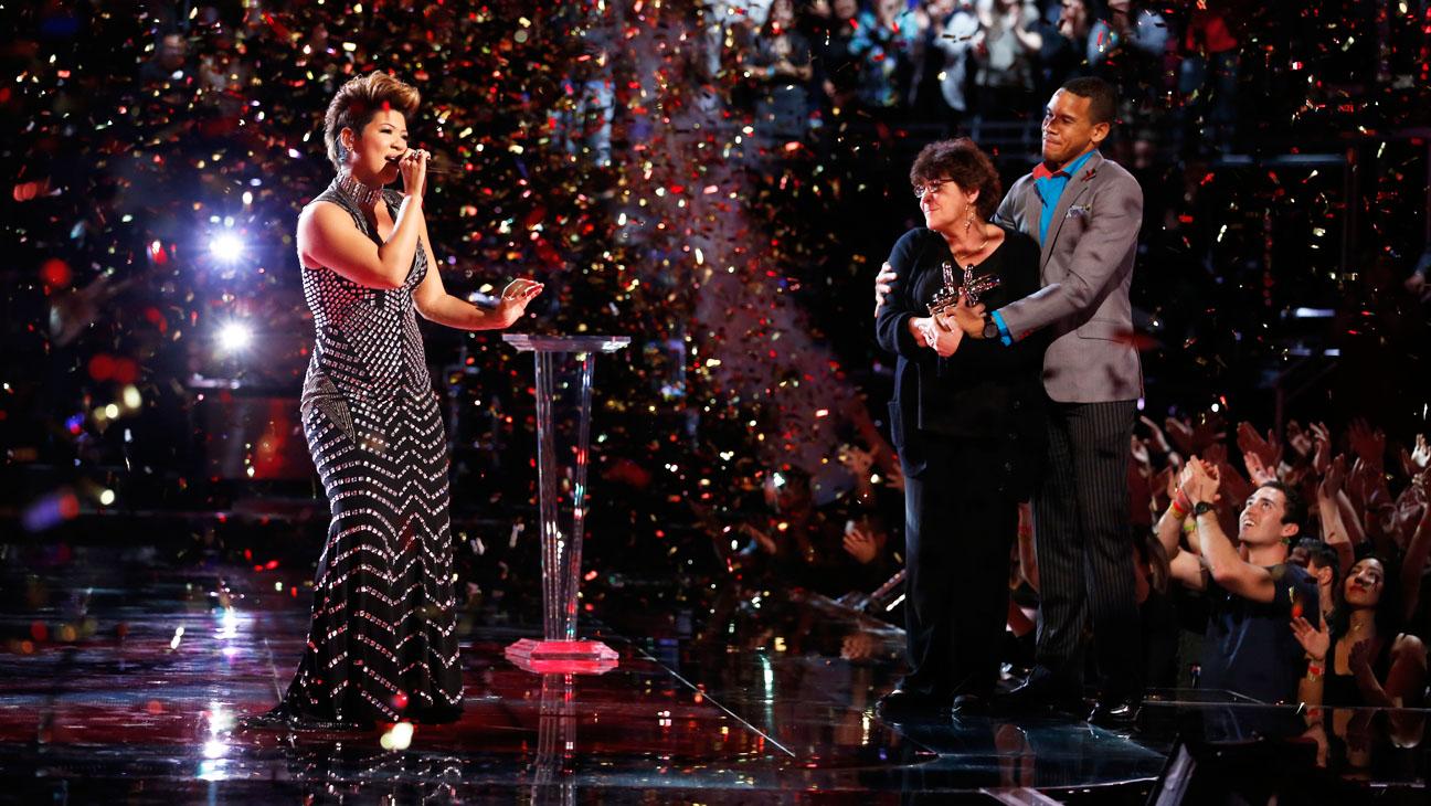 The Voice Season 5 Finale Tessanne Chin - H 2013