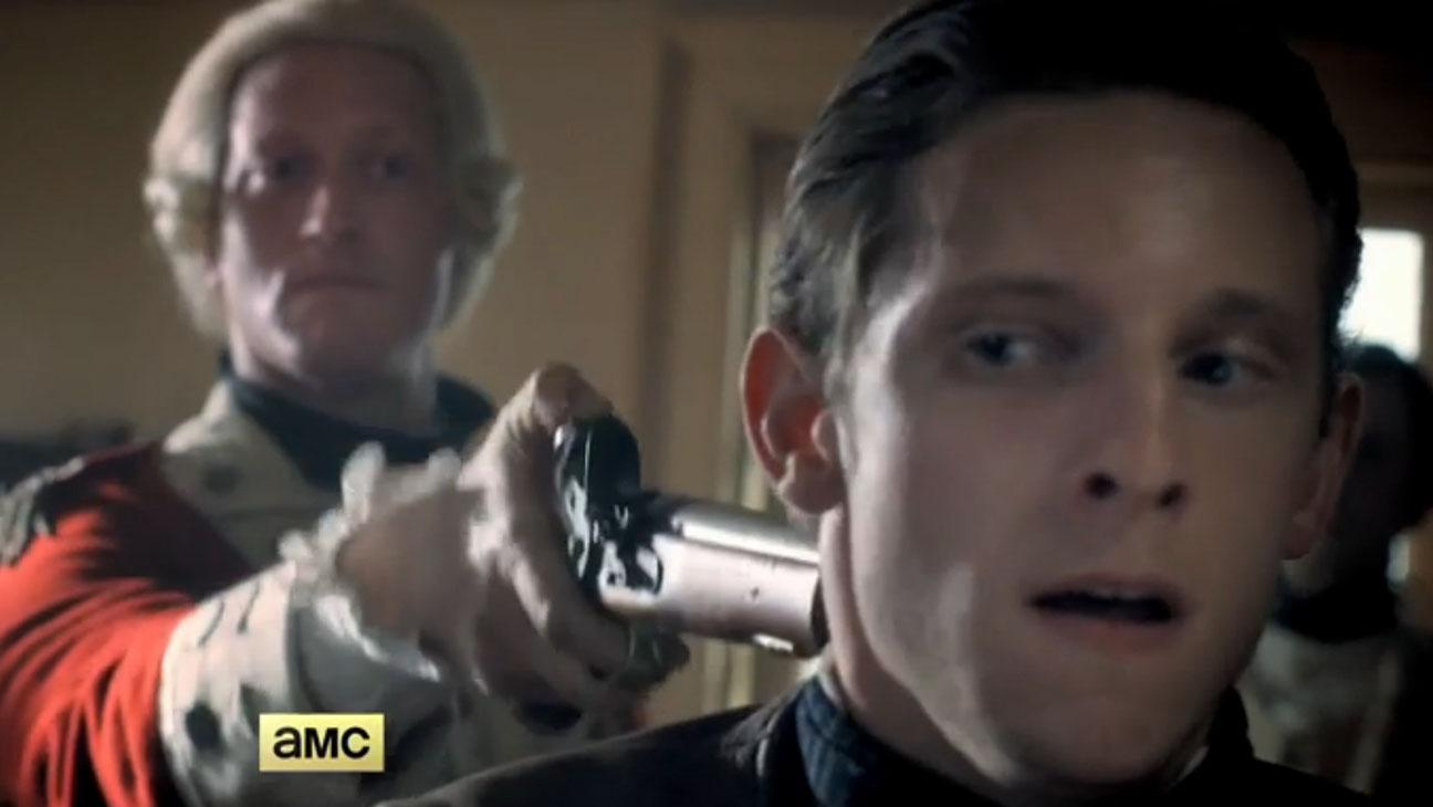 Turn AMC Screengrab - H 2013