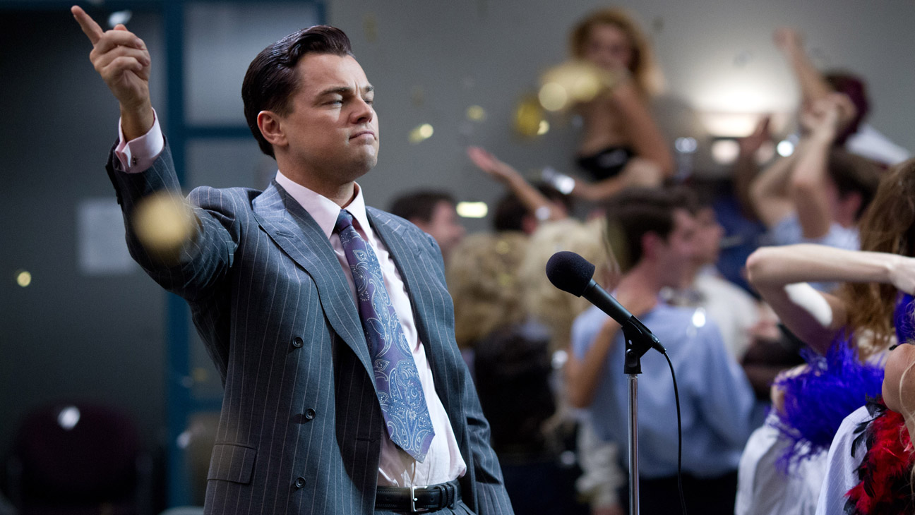 7. The Wolf of Wall Street