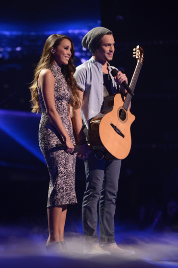 X Factor Alex and Sierra 2013 P