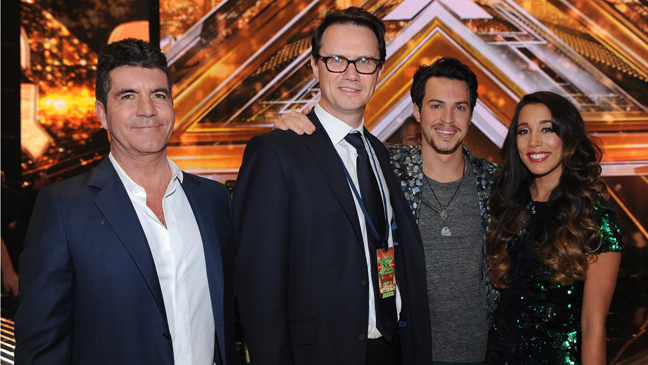 X Factor season 3 finale L