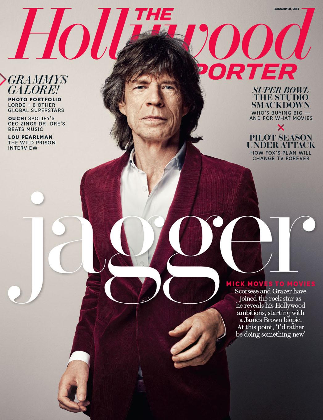 2014 Issue 4: Mick Jagger