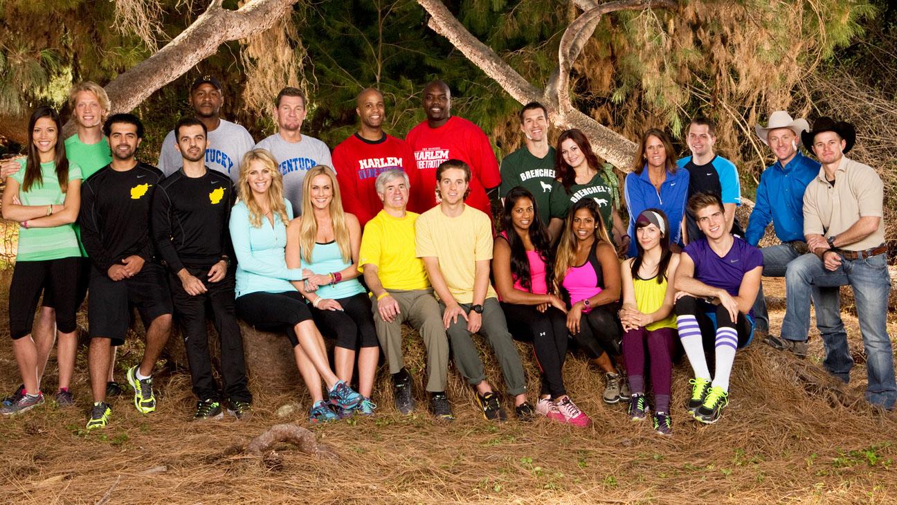 'Amazing Race' All-Star Cast