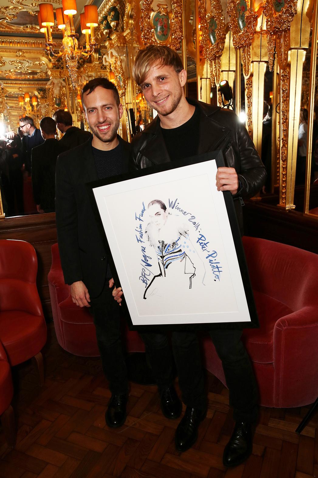 2014 BFC/Vogue Designer Fashion Fund Winner - P 2014