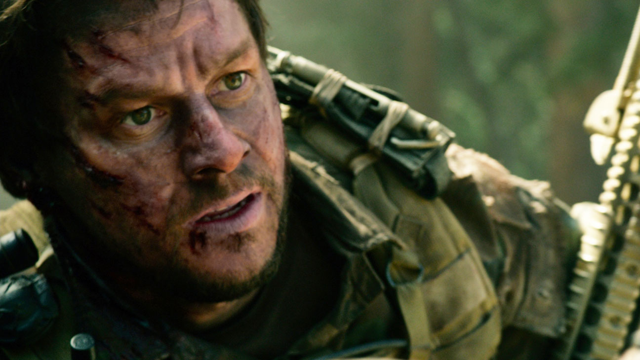 Lone Survivor Still Wahlberg Close Up - H 2014
