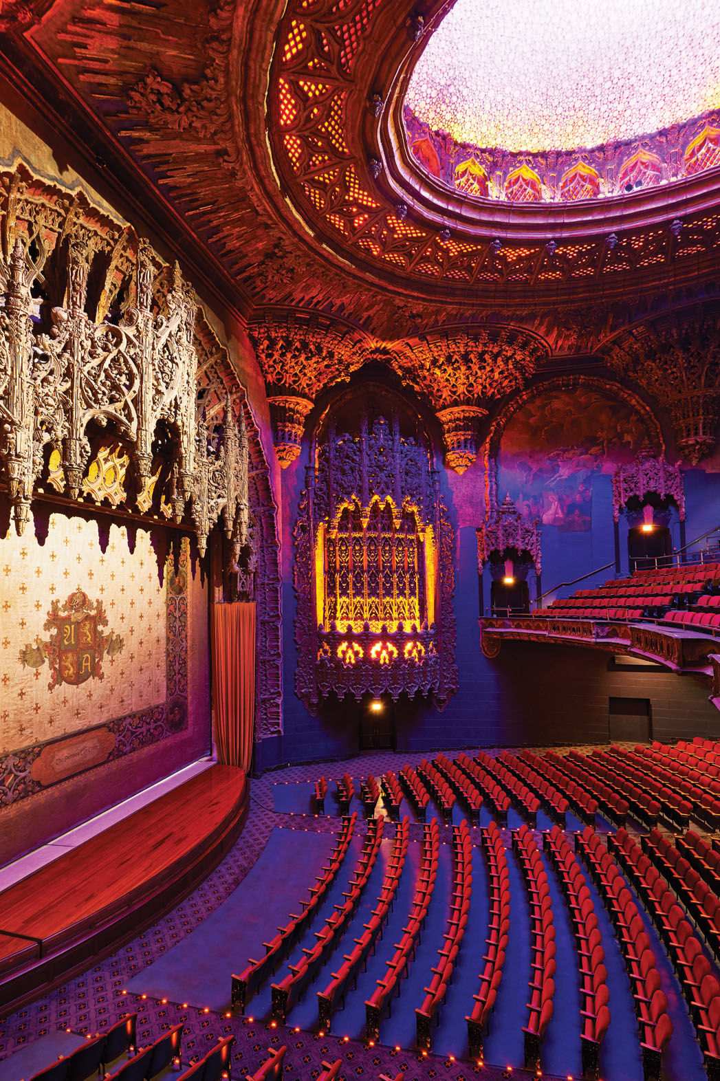 Ace Hotel's United Artists Theater