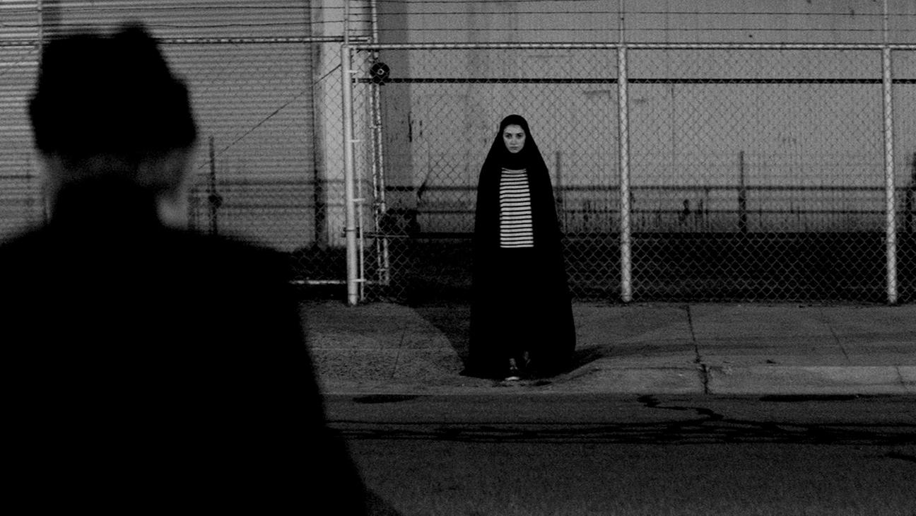 A Girl Walks Home Alone At Night Sundance Film Still - H 2014