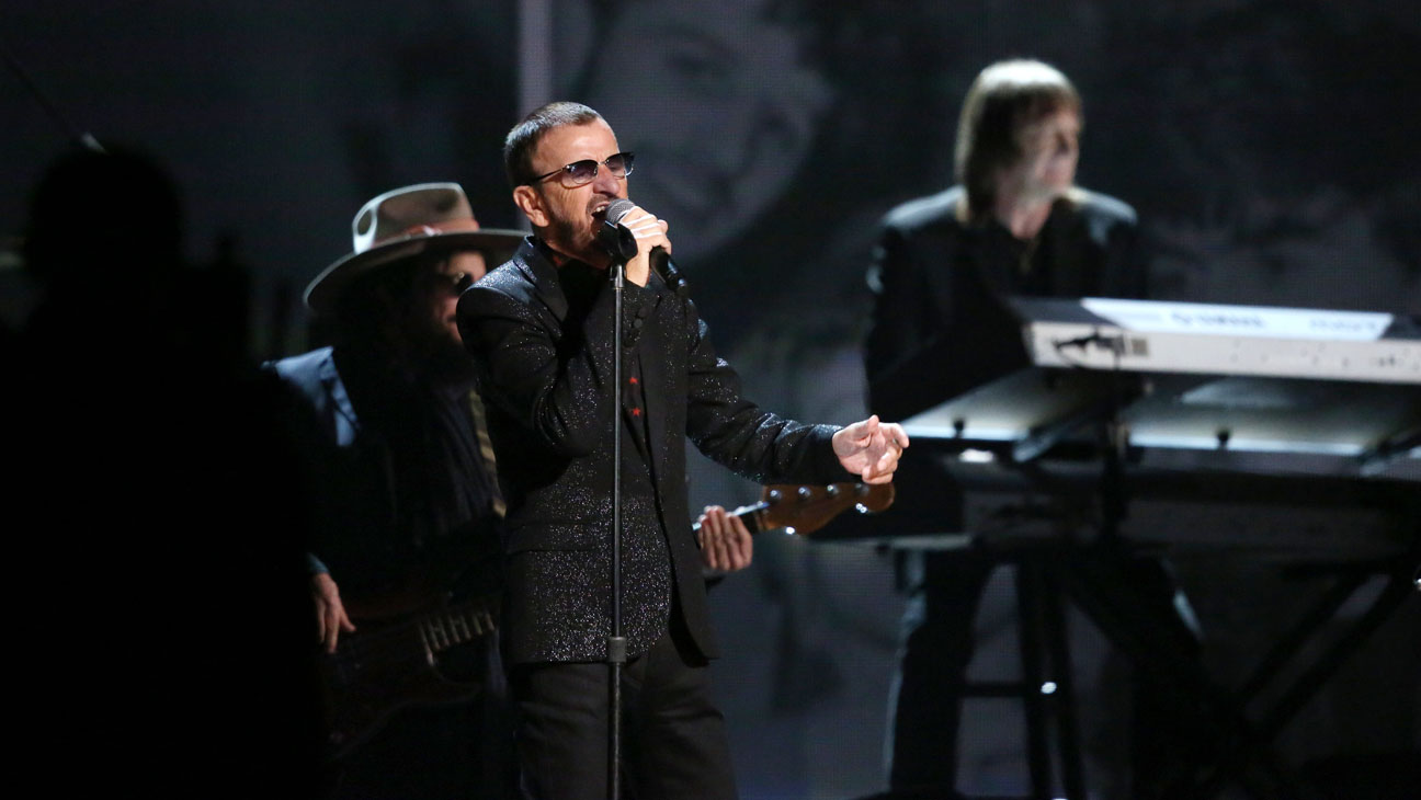 Ringo Starr Sings