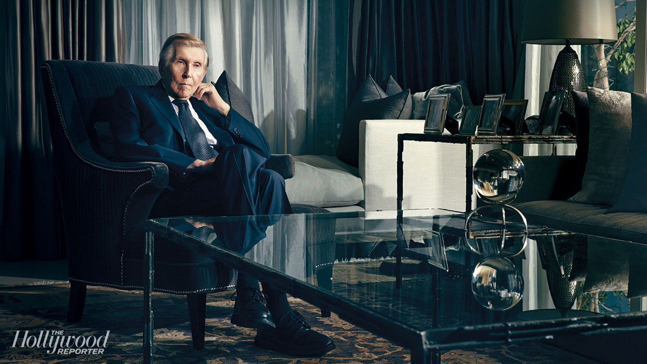 Kim Masters Reflects on Sumner Redstone's Last Interview
