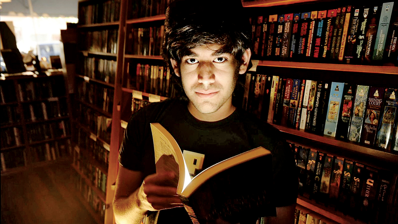 'The Internet's Own Boy: The Story of Aaron Swartz' (Cinetic/Roco)
