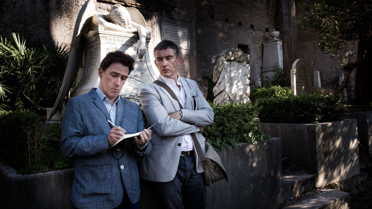 The Trip to Italy Sundance Film Still - H 2014