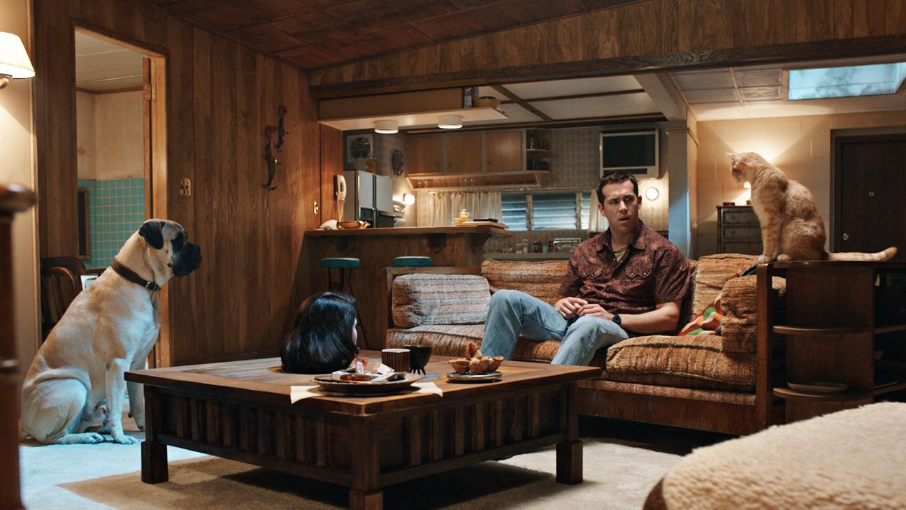 The Voices Sundance Film Still - H 2014