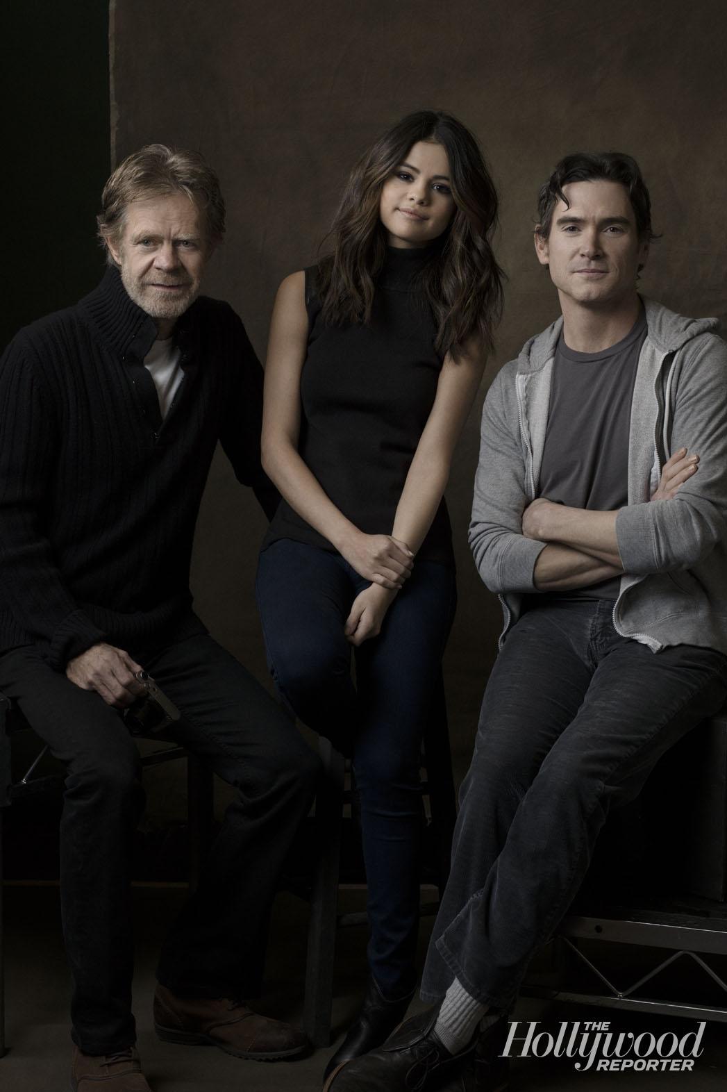 William H. Macy, Selena Gomez and Billy Crudup