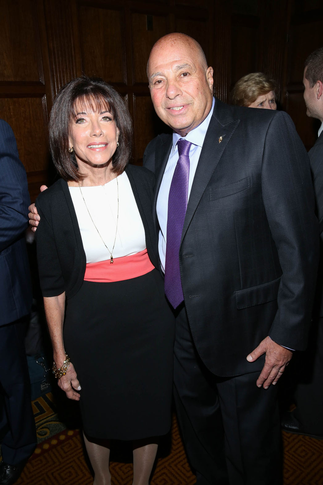 Carole Cooper and Richard Leibner - P 2014