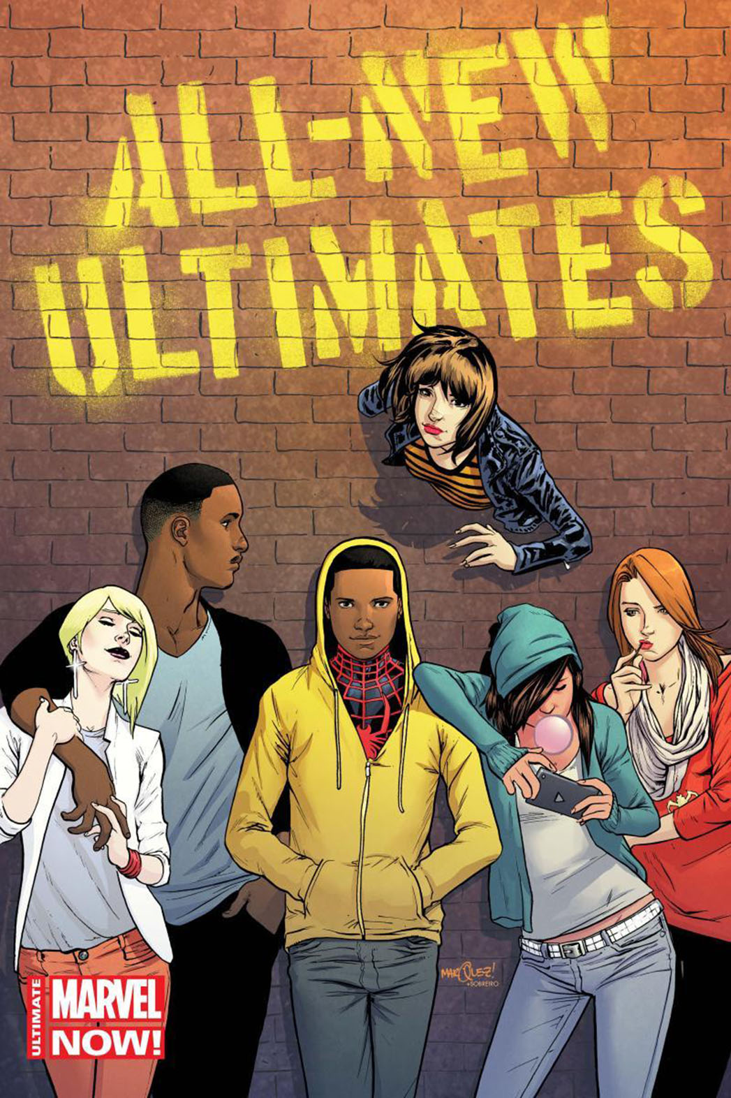 All-New Ultimates Promo - P 2014