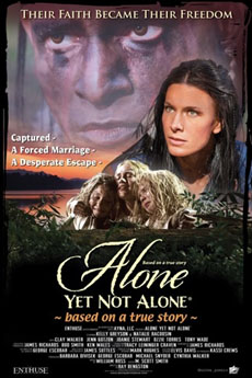Alone Yet Not Alone One Sheet - P 2013