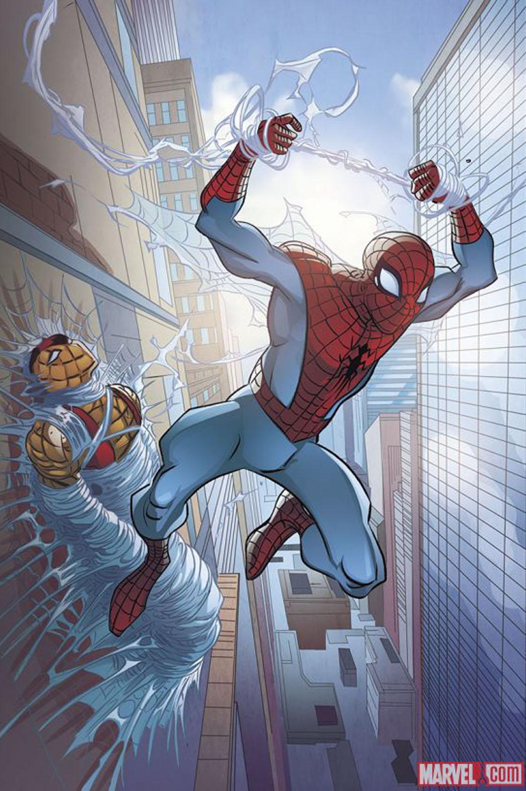 Amazing Spider-Man Infinite Promo - P 2014