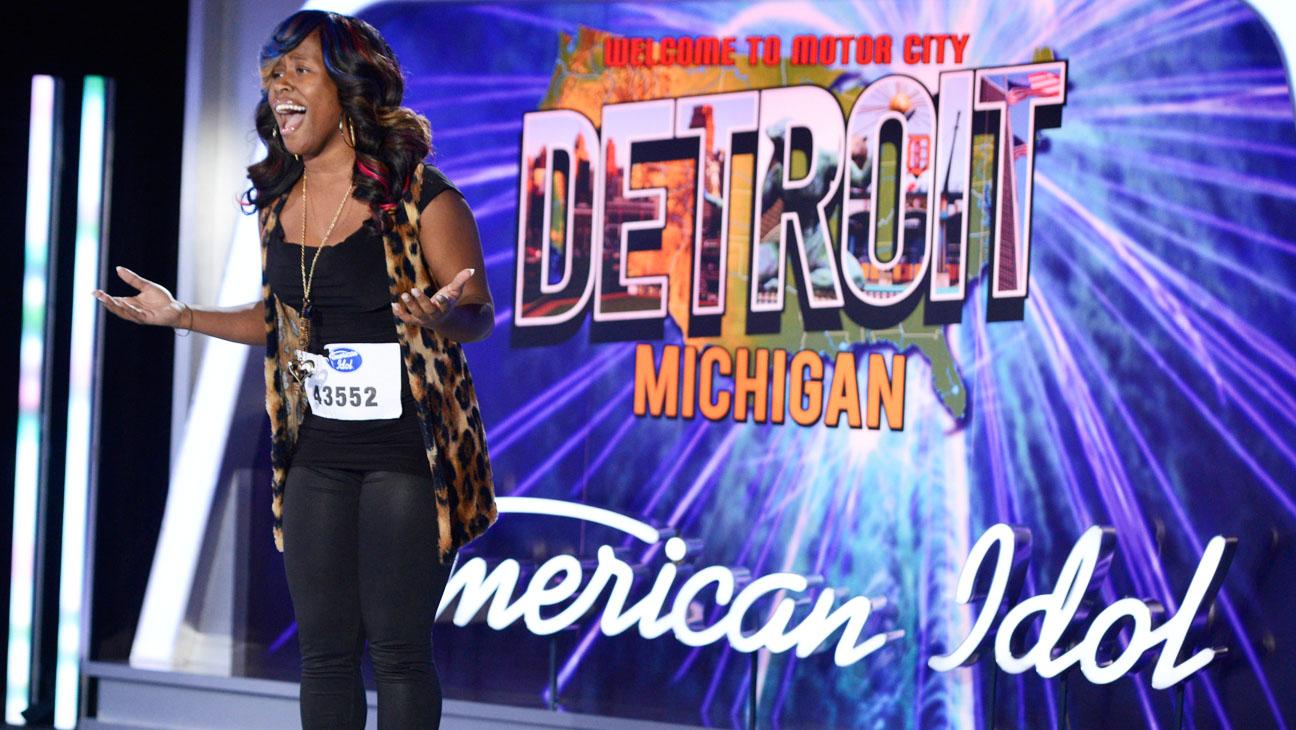 American Idol Season 13 Auditions Detroit - H 2014