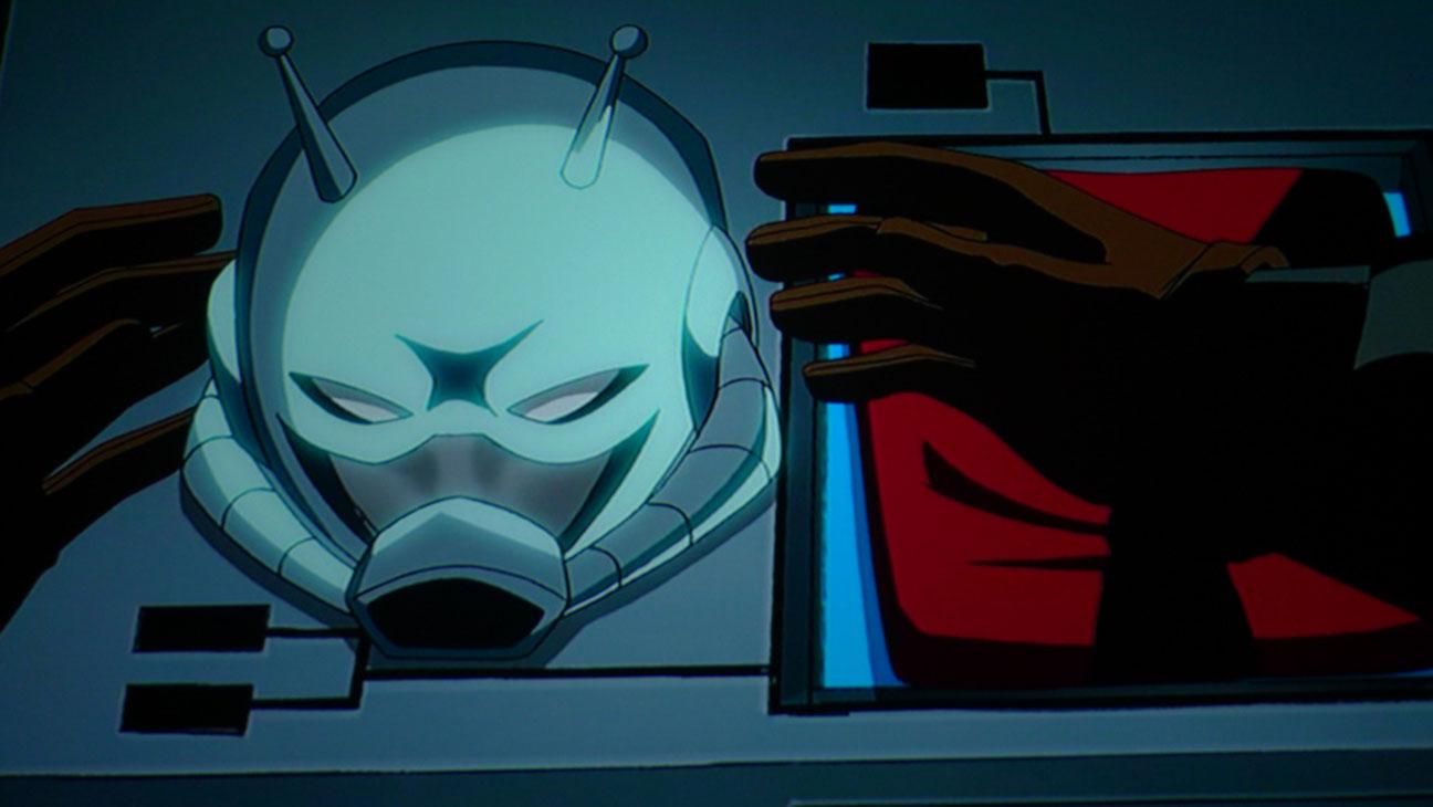 Ant-Man Teaser Image - H 2013