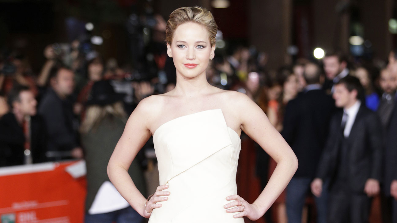 Jennifer Lawrence Hunger Games: Catching Fire Premiere Rome - H 2013