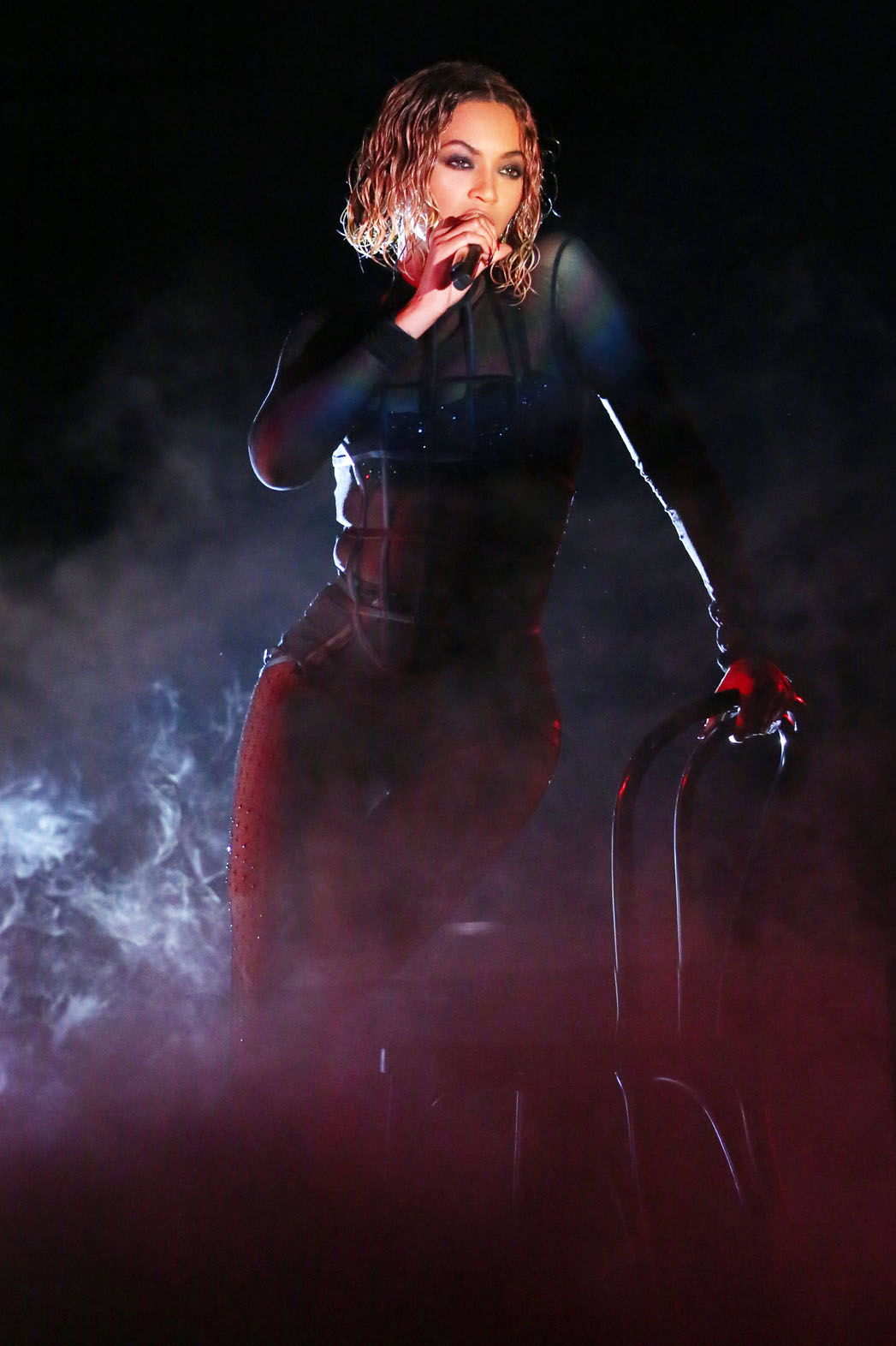 Beyonce Grammy Performance - P 2014