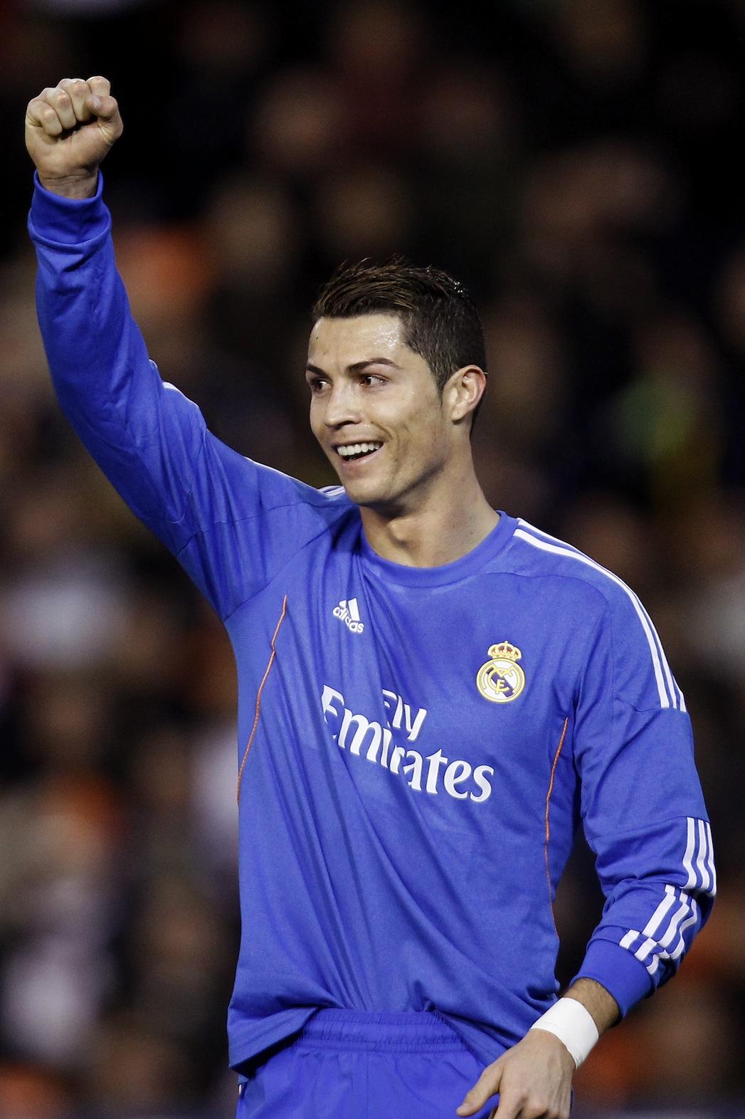 Cristiano Ronaldo 2014 P