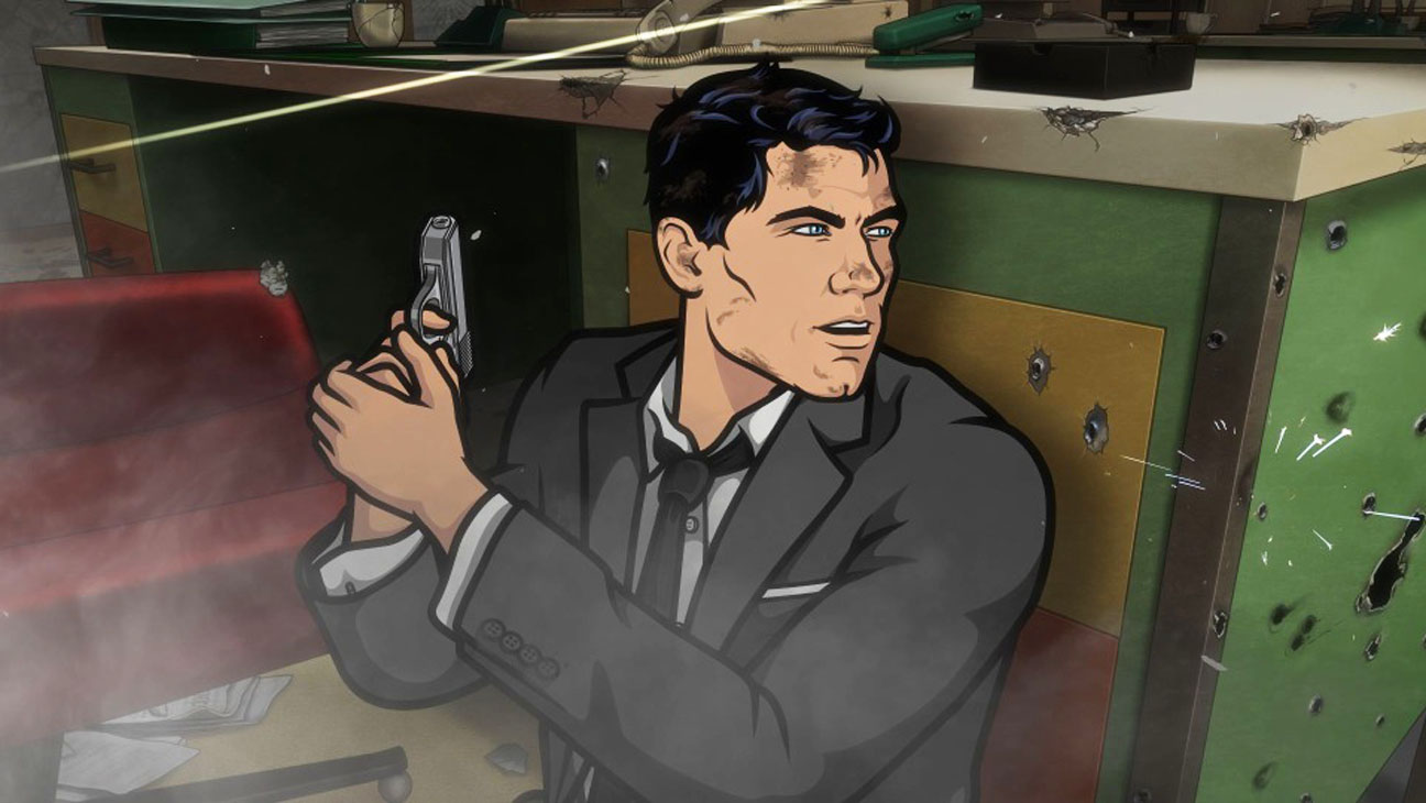 Archer Season 5 EP 1 Still - H 2014