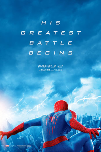 The Amazing Spider-Man 2 poster -  P 2014