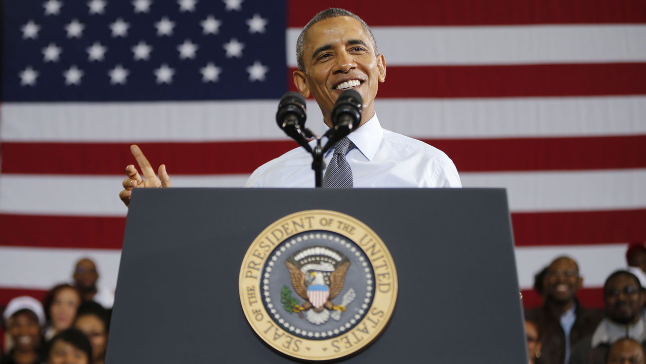 Barack Obama State of Union 1/29 - H 2014
