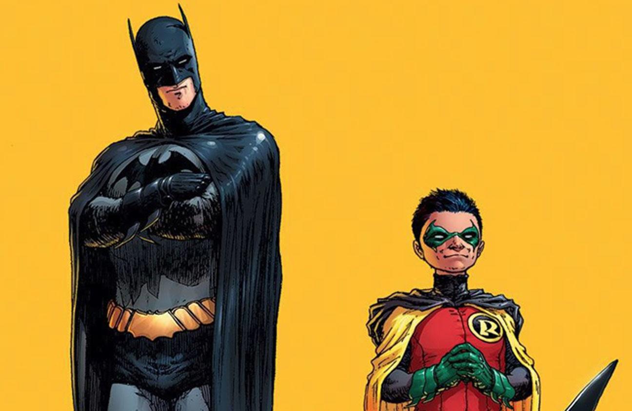 Batman and Son - H 2014